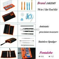 Cheap 70 in 1 precision screwdriver set disassemble laptop mobile phone Repair Tool Tweezers Spudger Kit Prying tool