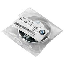 BMW Badge Emblem 82mm 74mm Blue White Hood Trunk BMW Logo Replacement E46 E39 E36 E60 E90 F30 E53 E34 E30 F10 F20 OE:51148132375