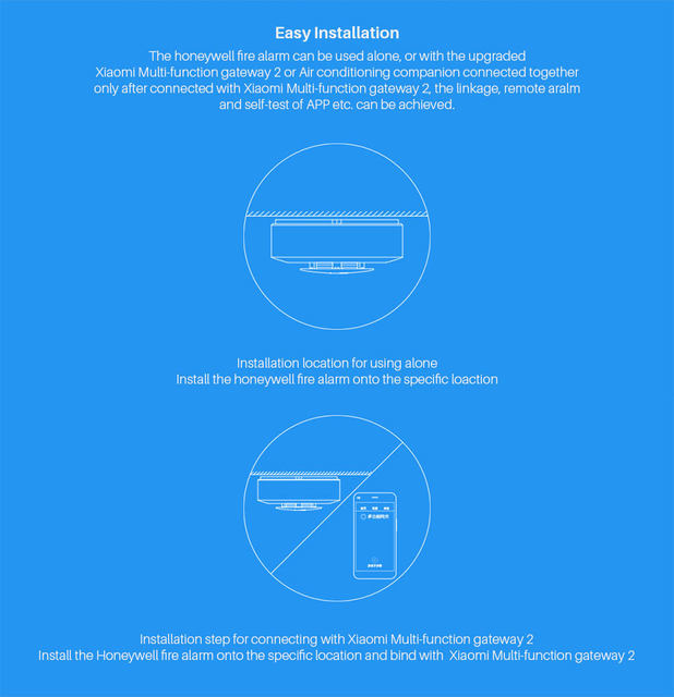 Xiaomi Mijia Honeywell Smoke Alarm Detector (7)