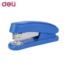 Deli 0325 Manual Make Book Repair Book Stapler Standard Metal School Student Office Stationery Binding Supplies DropShipping
