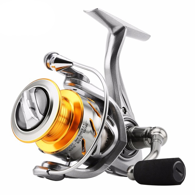 fishing reel 2017hot fast 3000 h 4000 h 5000 6000 spinning reels  6.2: 1 4.7: 1 11bb anti-corrosion fishing salt coil salt water high grade haibo spinning fishing reel carpfishing reel 8000 5000 4000 3000 2000for lure fishing 3 1bb saltwater spinning reels