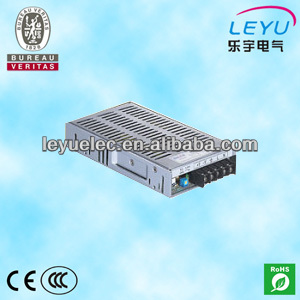 PFC function switching power supply SP-75-13.5 AC DC single output  SMPS LED lighting input full range 145w 24v 6a single output switching power supply for led strip light ac to dc smps