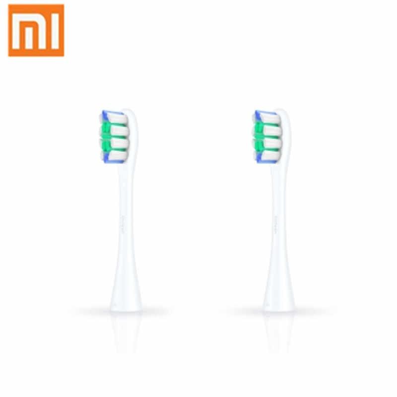 Xiaomi Oclean SE/One 2PCS Cabeças de Escova de Substituição Para Automático de Sonic Escova de Dentes Elétrica Cabeças de Escova de Dente de Limpeza Profunda