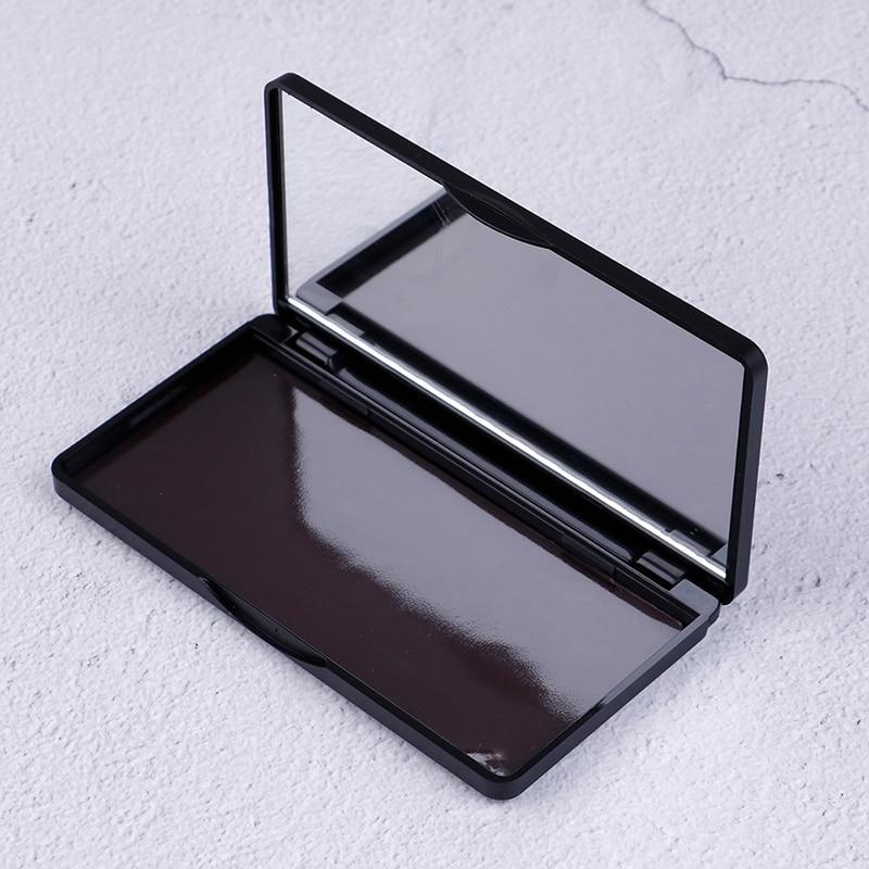 1pcs Makeup Dispensing Box Empty Magnetic Cosmetics Palette Eyeshadow Blusher DIY Makeup Box Storage 11.9* 6.2* 1cm