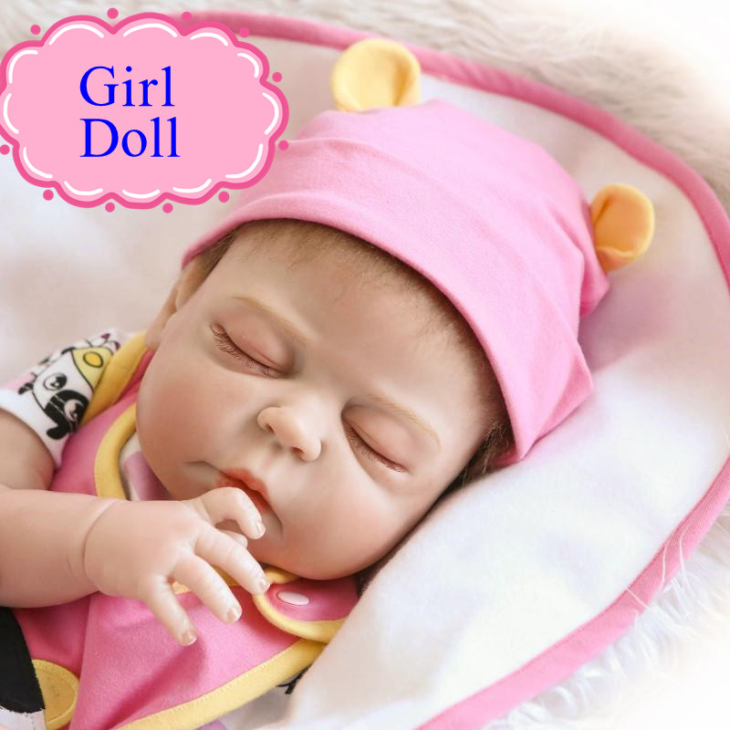 Bed Emblacing Whole Reborn Baby Doll  About 57cm Lifelike Reborn Doll Babies Hot 22inch Bonecas Reborn Made By Full Silicone Bed Emblacing Whole Reborn Baby Doll  About 57cm Lifelike Reborn Doll Babies Hot 22inch Bonecas Reborn Made By Full Silicone