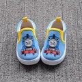 2016 Nova Thomas Trem Crianças Sapatas de lona, Crianças Macios Sapatos Meninos, Sapatos Meninas, Meninos Sapatos Tênis, Chanssure Enfant, Tenis Infantil