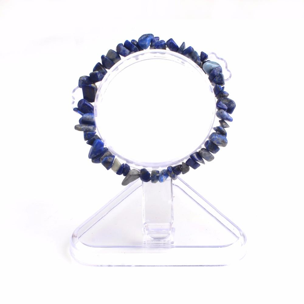 Summer Bracelet Multicolor Natural Stone Chips Single Strand Women Bracelets Tiger Eye Reiki Lovers Gift 7