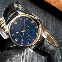 YAZOLE Wristwatch New Wrist Watch Men Watches Top Brand Luxury Famous Male Clock Quartz Watch For