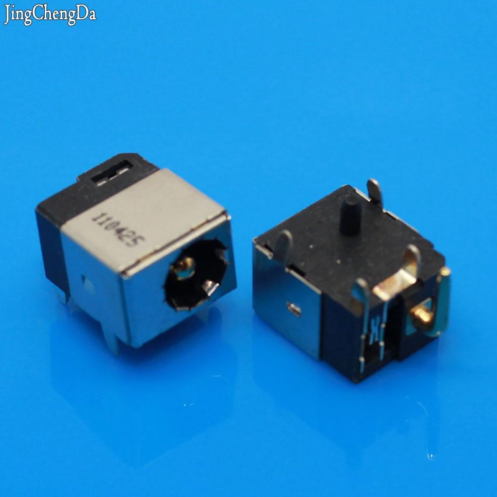 Jing Cheng Da 2.5MM NEW DC Power Jack Connector for ASUS N53 N53J N53SV N53JF UL30 UL30VT UL30a UL30Jt N10 N10J N10E DC JACK brand new dc power jack for asus g71 g71g g71gx g73 g73j g73jh g73jw g73sw x83 x83v x83vm m50vn m50s m50v m51v 2 5mm