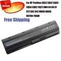 100% brand new bateria do portátil para hp pavilion cq32 cq42 cq43 cq56 G4 G6 G7 G72 G62 CQ62 CQ72 DM4 G42 MU06 MU09 HSTNN-YB0W