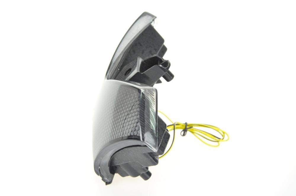Светодиодный Встроенный задний фонарь поворотник для KAWASAKI NINJA ZX-14 06-10