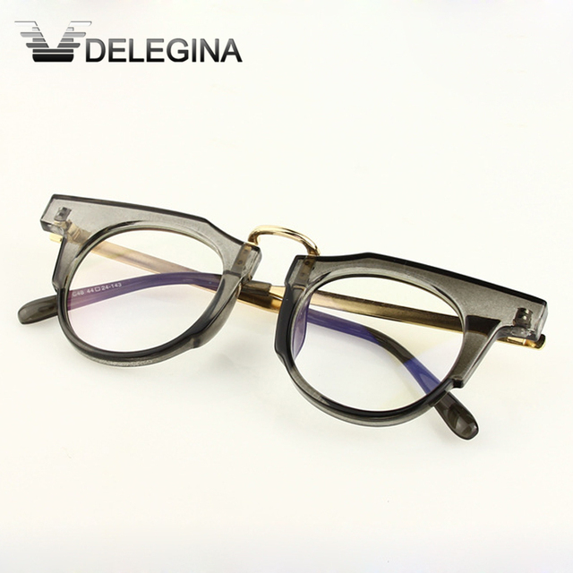 469d46c5bac4b 2016 Moda Limpar lentes Óculos de armação Transparente Para óculos de grau