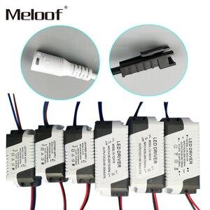 Image 1 - Pilote dalimentation à courant Constant LED V, alimentation électrique 1 3W 4 5W 4 7W 8 12W 18 24W, commande externe 265 ma pour Downlight LED
