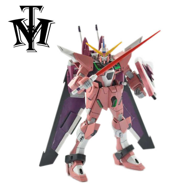 Anime Gaogao HG 1/144 ZGMF-X19A Infinite Justice Gundam model hot kids toy action figuras gemonteerd Robot pop puzzel DIY gift