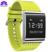 2017×9 плюс крови Давление Smart Bluetooth браслет часы фитнес-трекер Водонепроницаемый Браслет smartwatch для Android IOS m2