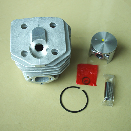 Cylinder Piston kit 45mm for Husqvarna 154 154XP 254 254XP Chainsaws Cylinder with ring pin clip