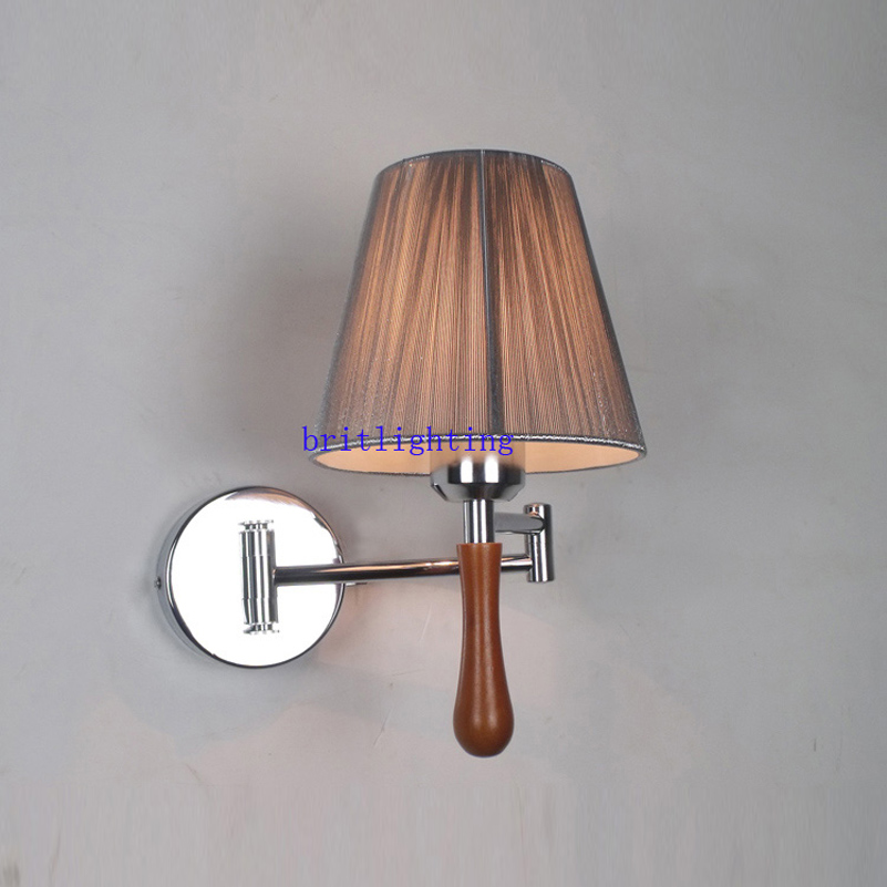 Modern Led Wall Lamps : Adjustable Wall Lamp industrial wall sconce led wall light modern sconce lamp cover contemporary ...