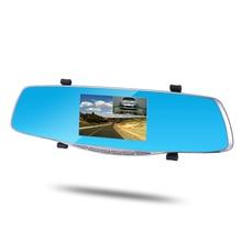 Car Dvr Camera Rearview Mirror Auto