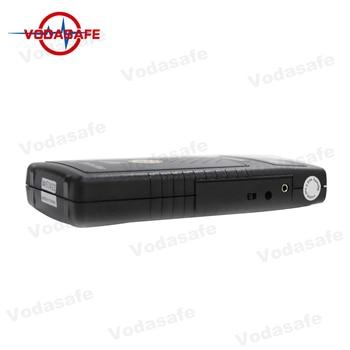 Audible alarm and 10LEDs Hidden Camera Detector 2