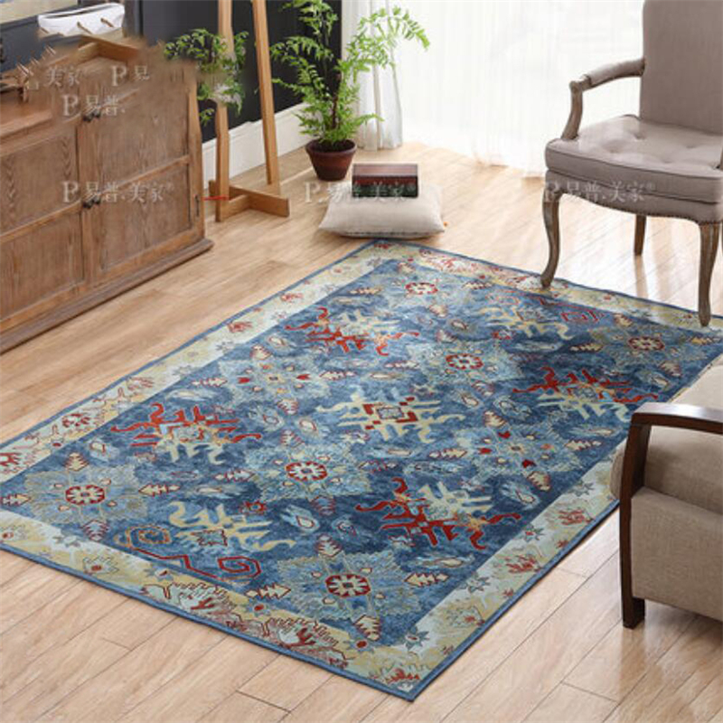 Delicate Original Design Soft Polyester Carpets For Living Room Bedroom Rugs Home Carpet Floor Door Mat