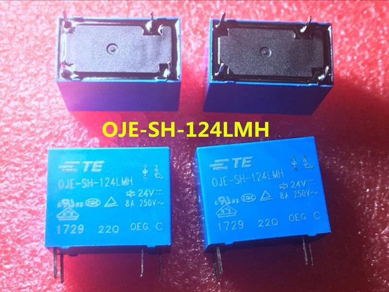 OJE-SH-124LMH OJE-SS-124LMH 4PINS 8A 24VDC Power Relay