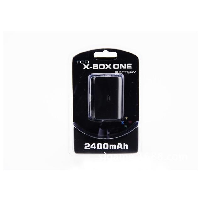 HAOBA Xbox One 専用バッテリー 2400Mah 充電式バッテリーパック充電ケーブル Xbox One ハンドル