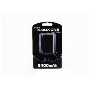 Image 1 - HAOBA Xbox One dedicated battery 2400Mah Rechargeable Battery Pack Charging Cable For Xbox One Handle