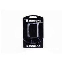 HAOBA Xbox uno dedicado batería 2400Mah pack de batería recargable Cable de carga para Xbox Una manija