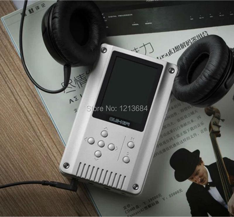 2016 Newest QLS QA360 MOD QA360MOD Updated Version Portable HD DSD Lossless HIFI Music Player Headphone
