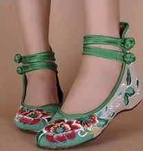 OK 2017 New Colors Fashion font b Women s b font Shoes Old Peking Mary Jane