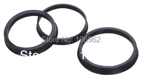 74.1 72.6mm 20 sztuk czarne plastikowe piasty koła Centric pierścienie dla BMW koła obręczy części akcesoria samochodowe