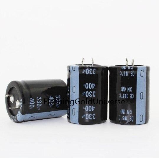 400V 330UF 330UF 400V Electrolytic Capacitor volume 30 40 best quality