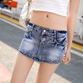 2016 summer new Korean women's jeans wholesale anti pants denim shorts female Taobao agent