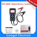 MST-8000 + Батарея Цифровой Анализатор MST-8000 Автомобильный Аккумулятор Анализатор MST 8000 Поддержка 12 В Автомобильной Батареи Тестер