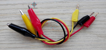 Newest Version Of Inductor-capacitor ESR Meter DIY MG328 Multifunction With Test Line