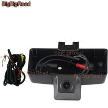 цена на BigBigRoad Car wifi DVR Video Recorder Dash Cam For mercedes benz G Class g500 g550 g350 g35d 2010 2011 2012 2013 2014 2015 2016