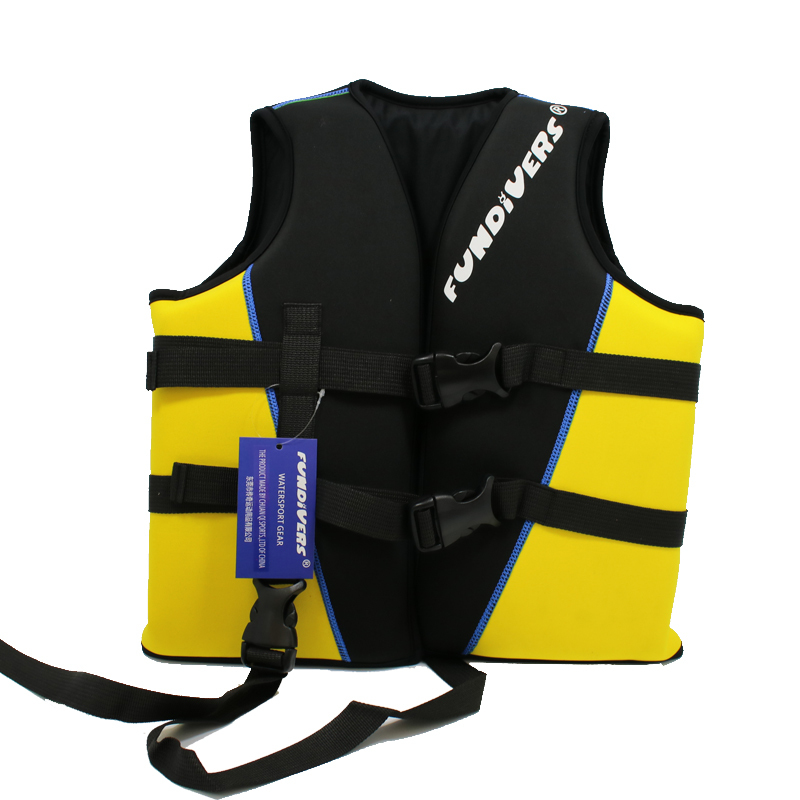 Children Water Sports Life Jacket Kids Boy Girl Buoyancy Vest Catamite Swimming Defence Drowning Save Outdoor Equipment Coat