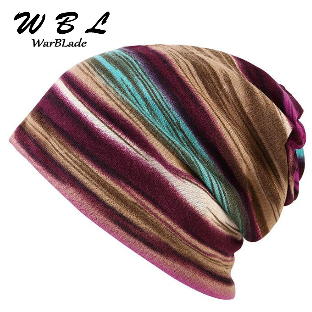 Winter Hats Letter Skullies Beanies Women Knitted Girls for Gorros 3-Use-Cap Scarf Warblade