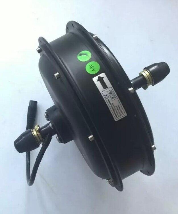 1000 W 48 V électrique gros vélo roue moyeu moteur électrique VTT roue moyeu moteur électrique roue moyeu moteur