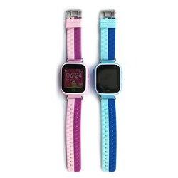 Q80 dzieci dzieci GPS Smartwatch inteligentny zegarek 1.22 Cal ekran dotykowy zadzwoń inteligentny zegarek sos dla IPhone xiaomi huawei w Inteligentne zegarki od Elektronika użytkowa na