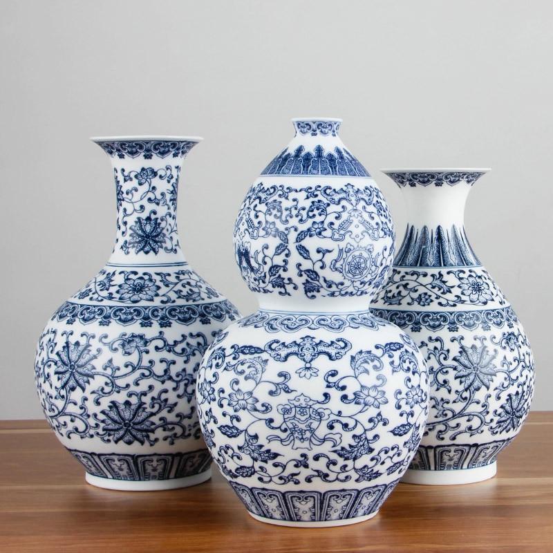 Aliexpress Buy Chinese Style Jingdezhen Eggshell Blue And
