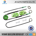 JIERUI CAR PARTS FOR BMW 3 Series E46 ELECTRIC WINDOW REGULATOR REPAIR KIT FRONT RIGHT or LEFT 2001- 2004