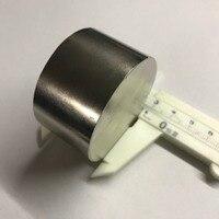 1pcs Neodymium N50 Dia 50mm X30mm Strong Magnets Disc NdFeB Rare Earth For Crafts Models Fridge