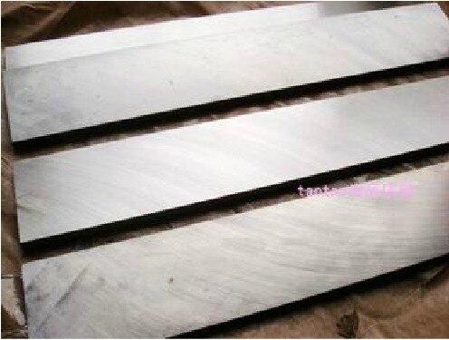400*50*5ミリメートルナイフビレットdiy hrc 60高速鋼ナイフ胚刃銀行材料