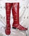 Ao no Exorcist Mephisto Pheles cosplay Shoes Boots Por Encargo 276