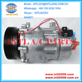 sanden 7V16 SD7V16 air Ac compressor for AUDI A3 8L/VW Golf/Bora/Caddy