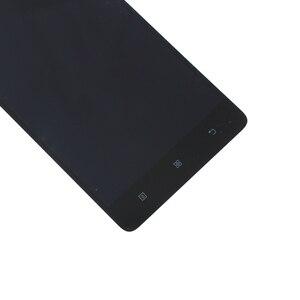 Image 2 - Pour Lenovo A7000 LCD moniteur + écran tactile convertisseur numérique à remplacer pour Lenovo a7000 LCD kit de réparation daffichage + outils