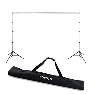 fosoto 2.6*3m Photo Studio Bac
