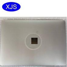 Genuine a1990 montagem da tela lcd espaço cinza sliver para macbook pro retina 15
