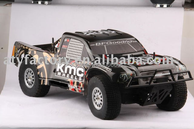 1:8 nitro powered 4WD rc buggy